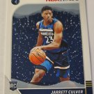 Jarrett Culver 2019-20 NBA Hoops Winter Rookie Card