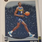 Bol Bol 2019-20 NBA Hoops Winter Rookie Card