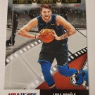 Luka Doncic 2019-20 NBA Hoops Winter Lights Camera Action Insert Card