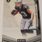 Hunter Renfrow 2019 Playoff Rookie Card