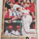 Todd Frazier 2015 Topps Throwback Variations Insert Card