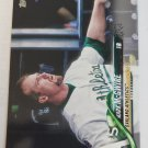 Mark McGwire 2018 Topps Update Photo Variations Insert Card