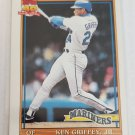 Ken Griffey Jr 2010 Topps Cards Your Mom Threw Out Insert Card