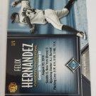 Felix Hernandez 2017 Honus Bonus Fantasy Baseball Career Milestones SN 1/1
