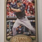 Mike Stanton 2012 Gypsy Queen Mini Insert Card
