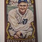 Ty Cobb 2016 Gypsy Queen MVP Minis Insert Card
