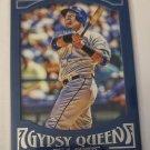 Nelson Cruz 2016 Gypsy Queen Framed Blue Insert Card