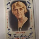 Lou Hoover 2015 Allen & Ginters Mini First Ladies Insert Card