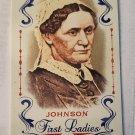 Eliza Johnson 2015 Allen & Ginters Mini First Ladies Insert Card