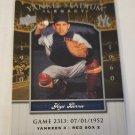 Yogi Berra 2008 Upper Deck Yankee Stadium Legacy Insert Card
