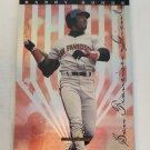 Barry Bonds 1995 Leaf Limited Base Card