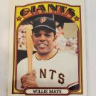 Willie Mays 1997 Topps Mays Insert Card