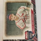 1942 St. Louis Cardinals 2017 Topps Update Storied World Series Insert Card