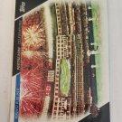Toronto Blue Jays 2017 Topps Update Postseason Celebrations Insert Card