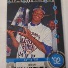 Ken Griffey Jr 2015 Topps Baseball History Insert Card