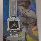 John Smoltz 2013 Topps Chasing History Holofoil Insert Card