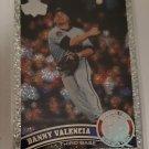 Danny Valencia 2011 Topps Diamond Anniversary Insert Card