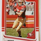 George Kittle 2018 Score Red Insert Card