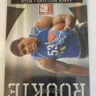 Aaron Williams 2011 Elite SN 532/999 Rookie Card