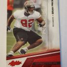 Brian Price 2010 Absolute Retail Spectrum Red Rookie Card