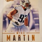 Mike Martin 2012 Absolute Retail SN 163/999 Rookie Card