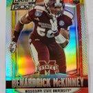 Benardrick McKinney 2015 Prizm Draft Prizms Tie Dyed SN 6/49 Rookie Card