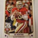 Joe Montana 2013 Topps Magic Base Card