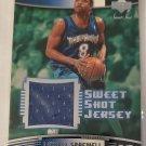 Latrell Sprewell 2004-05 Sweet Shot Jersey Card