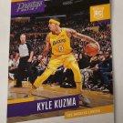 Kyle Kuzma 2017-18 Prestige Rookie Card