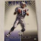 Peyton Manning 2002 UD Graded Base Card