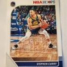 Stephen Curry 2019-20 NBA Hoops Base Card