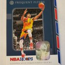 Giannis Antetokounmpo 2019-20 NBA Hoops Frequent Flyers Insert Card