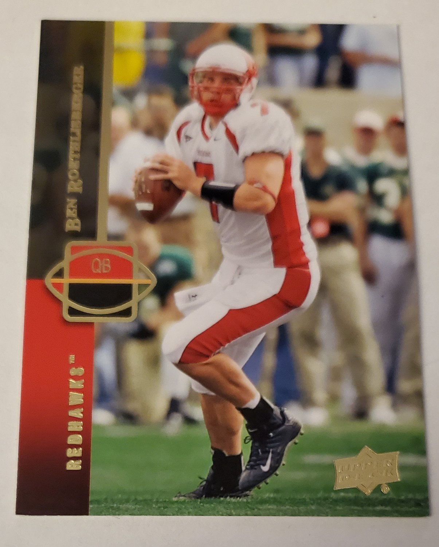 Ben Roethlisberger 2014 Upper Deck '94 UD Tribute Insert Card