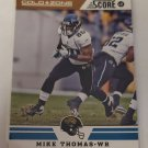 Mike Thomas 2012 Score Gold Zone Insert Card