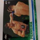 Cezar Ferreira 2019 Topps Chrome UFC Green Refractor SN 4/99 Rookie Card