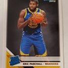 Eric Paschall 2019-20 Donruss Rookie Card