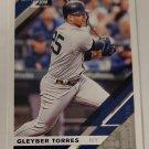 Gleyber Torres 2019 Donruss Variations Insert Card