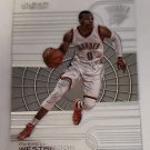 Russell Westbrook 2015-16 Clear Vision Base Card
