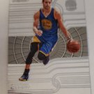 Stephen Curry 2015-16 Clear Vision Base Card