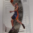 Stephen Curry 2015-16 Clear Vision Rookie Revision Base Card