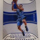 Justin Anderson 2015-16 Clear Vision Blue SN 24/149 Rookie Card