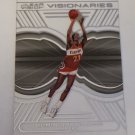 Dominique Wilkins 2015-16 Clear Vision Visionaries Insert Card