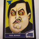 Paul Bearer 2013 Topps Best Of WWE Jerry Lawler Portraits Insert Card