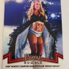 Charlotte Flair 2019 Topps WWE Womens Division Matches & Moments Insert Card