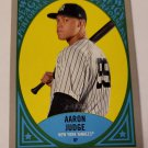 Aaron Judge 2019 Topps Heritage New Age Performers Insert Card