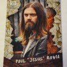 "Paul ""Jesus"" Rovia 2018 The Walking Dead Season 8 Part 1 Characters Insert Card"