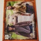 Something More 2018 The Walking Dead Season 8 Part 1 Rust Insert Card