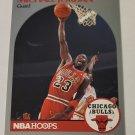 Michael Jordan 1990-91 NBA Hoops Base Card