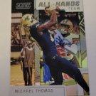 Michael Thomas 2019 Score All Hands Team Insert Card