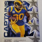 Todd Gurley 2019 Score Captains Insert Card